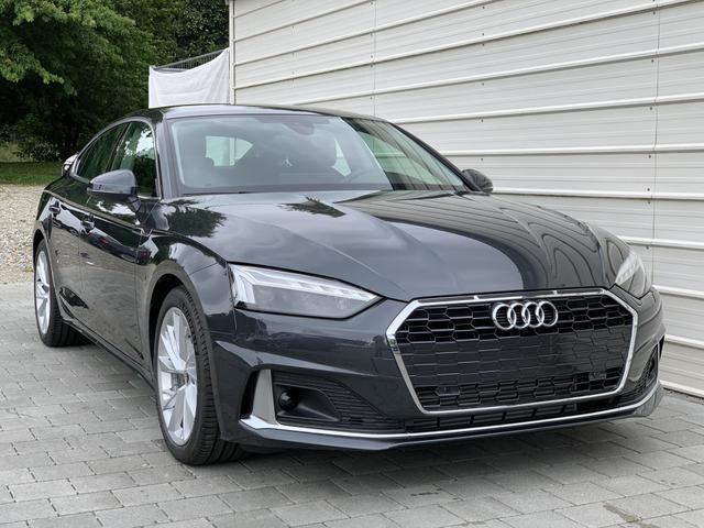 Audi A5 Sportback - Advanced 40 TFSIS tronic Vorlauffahrzeug kurzfristig verfügbar