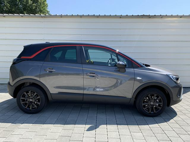 Lagerfahrzeug Opel Crossland - GS-Line 1.2 Direct Injection Automatik