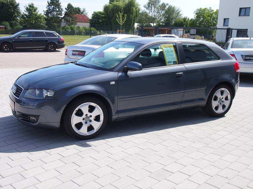 audi a3 eu auto reimport neuwagen jahreswagen. Black Bedroom Furniture Sets. Home Design Ideas