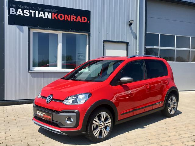 Volkswagen up!    Cross UP Black Style PDC KLIMAUTOMATIK