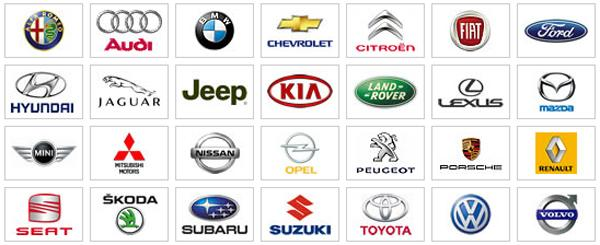 All Car Brands List Logos Company Names amp History Of Cars