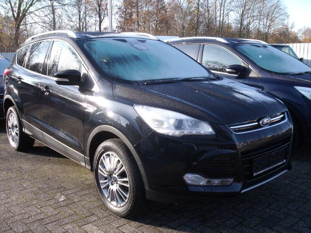 ford kuga 4x4 titanium 2 0tdci 103kw automatik navi xenon leder eu neuwagen jahreswagen. Black Bedroom Furniture Sets. Home Design Ideas