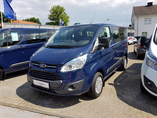 Ford Tourneo Custom - FT 300 Trend 2,2 L 125 PS 9 Sitzer AHK L1H1