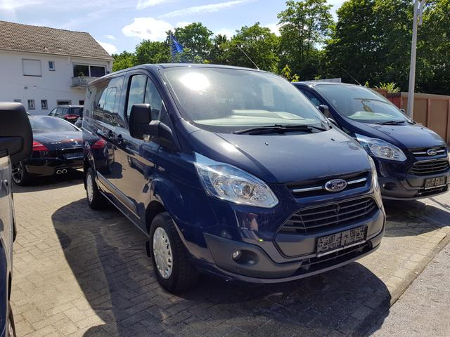 Ford Tourneo Custom - FT 300 Trend 2,2 L 125 PS 9 Sitzer AHK L1H1 Klima