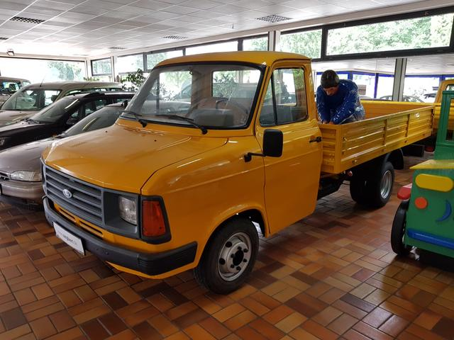 Ford Transit - Transporter 78 LCX