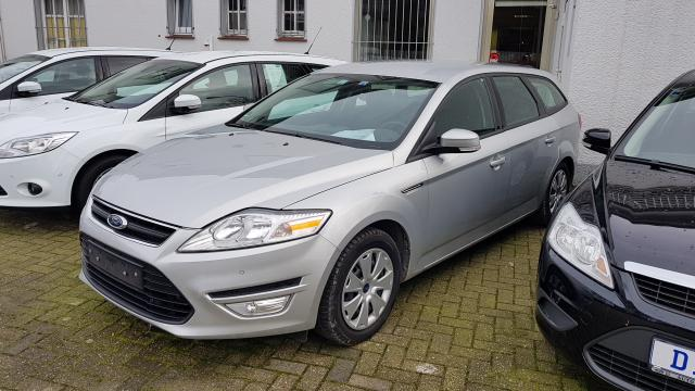 Ford Mondeo Kombi - Turnier 2.0 TDCi ECOnetic Navigation Winter-Paket Tempomat