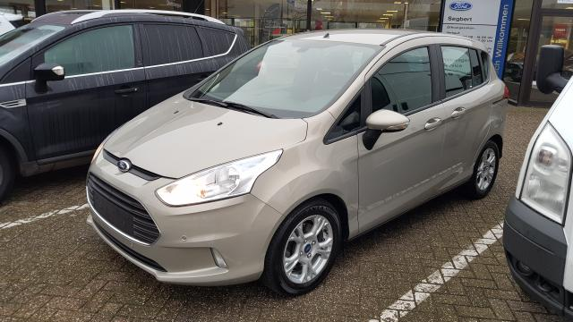 Ford B-MAX - 1.0 EcoBoost SYNC Edition Easy-Driver-Paket Winter-Paket Reserverad PPS V+H