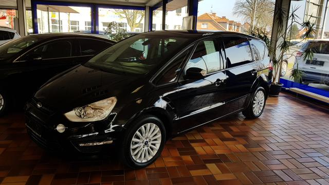 Ford S-MAX - 2.0 TDCi DPF Business Edition Toter Winkel Assistent Navigation Convers+ 7 Sitze