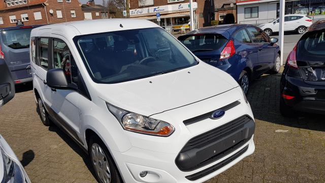 Ford Grand Tourneo - Connect 1.6 TDCi Trend AHK Sync Active City Stop Klimaanlage