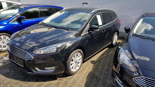 Ford Focus Turnier - 1.0 EcoBoost Start-Stopp-System Titanium Winter Paket Sync Navigation