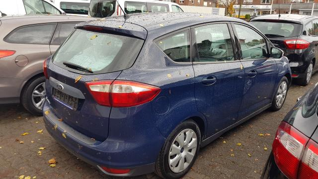 Ford C-MAX 1.6 TDCi Start-Stop-System Trend Sync Notrad Sitzheizung PPS Hinten Klimaanlage