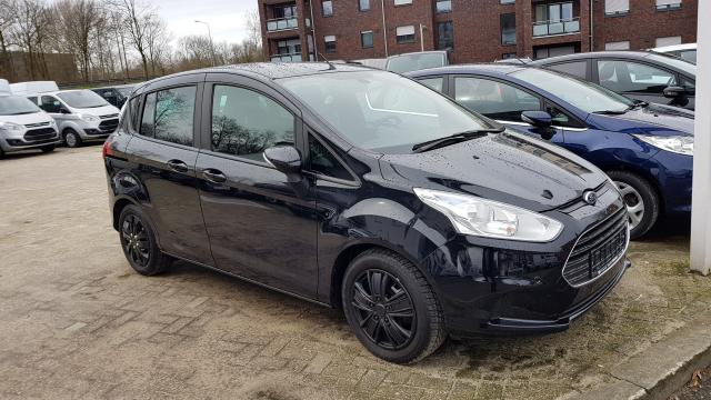 Ford B-MAX - 1.6 Aut. SYNC Edition Sitzheizung Easy Driver-Paket 1 PPS V+H Alufelgen
