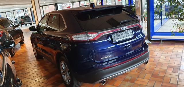 Ford Edge 2.0 TDCi Bi-Turbo 4x4 Titanium Navigation LED ACC Leder Adaptive Lenkung Design-Paket DAB