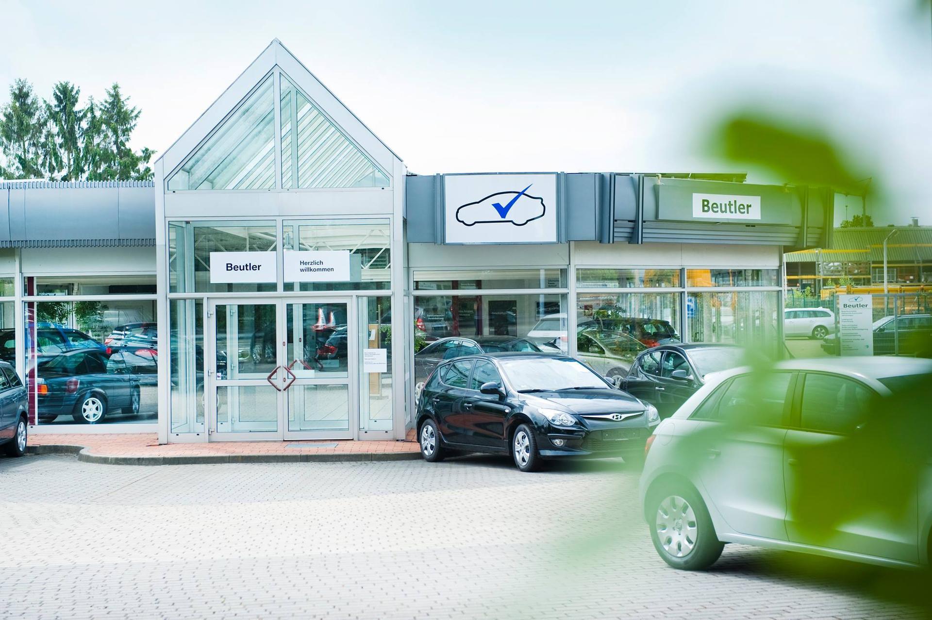 Autohaus Beutler - mehr Marke. mehr Service. mehr Autohaus.