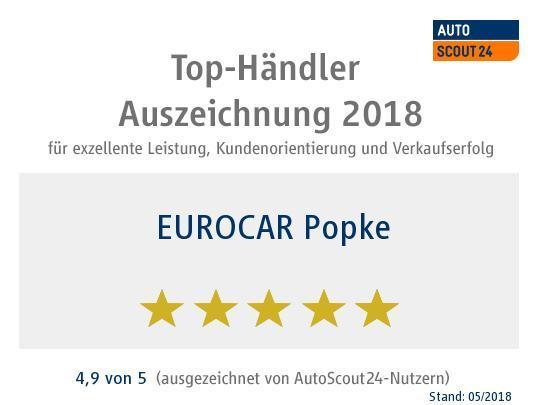 Top-Händler Auszeichnung 2018