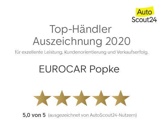 Top-Händler Auszeichnung 2020