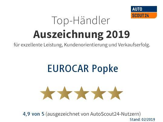 Top-Händler Auszeichnung 2019