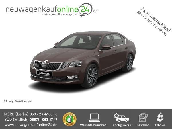 Skoda Octavia L&K Limo neu, Neuwagenkaufonline24