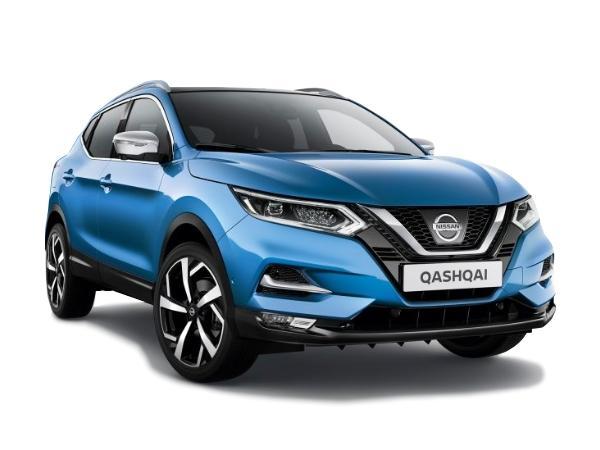 Nissan Qashqai - Visia Bestellfahrzeug, konfigurierbar