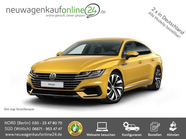 VW Arteon R-Line Autoscout24 Werbung