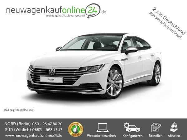 VW Arteon Business neu Werbung Autoscout24