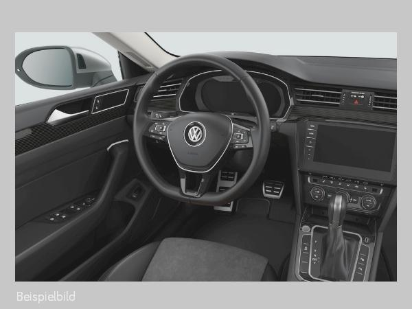 VW Arteon Business neu Innenansicht