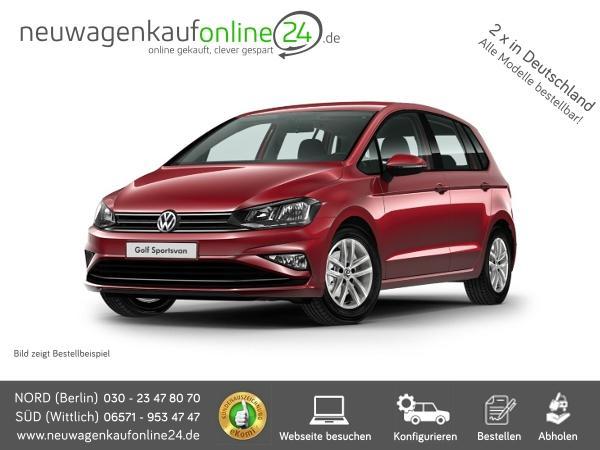 VW Sportsvan neu online kaufen und sparen