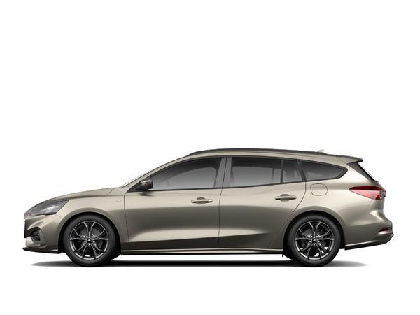 Ford Focus ST-Line Turnier neu, Seitenansicht