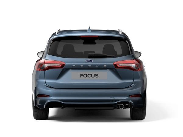 Ford Focus ST-Line neu, Heckansicht