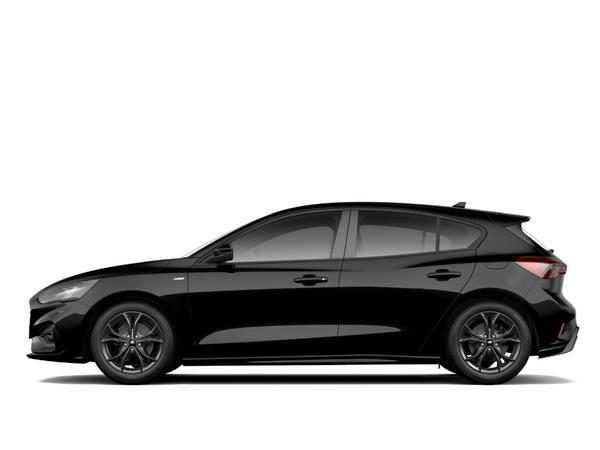 Ford Focus ST-Line neu Seitenansicht
