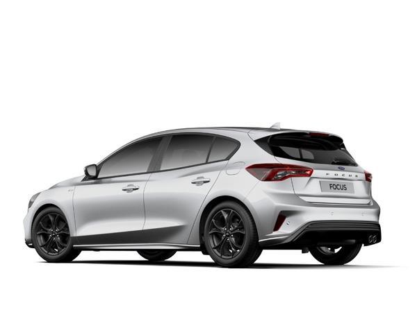 Ford Focus ST-Line neu Seitenansicht 2