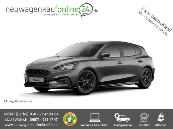 Ford Focus ST-Line neu Frontansicht von Neuwagenkaufonline24