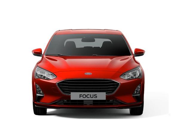Ford Focus neu Frontansicht