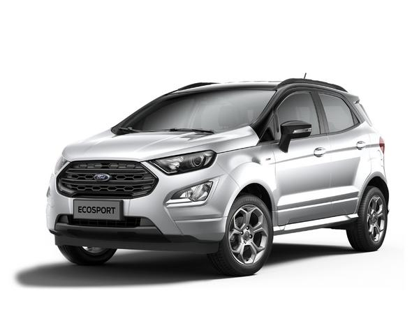Ford EcoSport (2021) - Cool & Connect Bestellfahrzeug, konfigurierbar