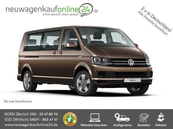 VW Multivan lang neu Frontansicht Neuwagenkaufonline24.de