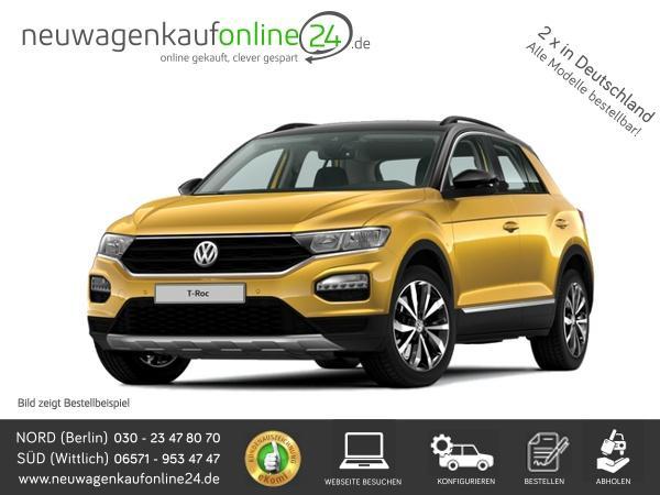 VW T-Roc Neuwagen als Reimport günstiger kaufen