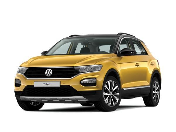 Volkswagen T-Roc (neu)