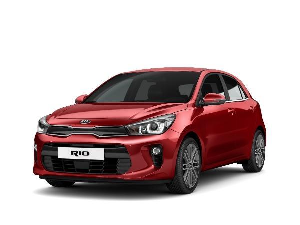 Kia Rio neu (2021) - Comfort Bestellfahrzeug, konfigurierbar