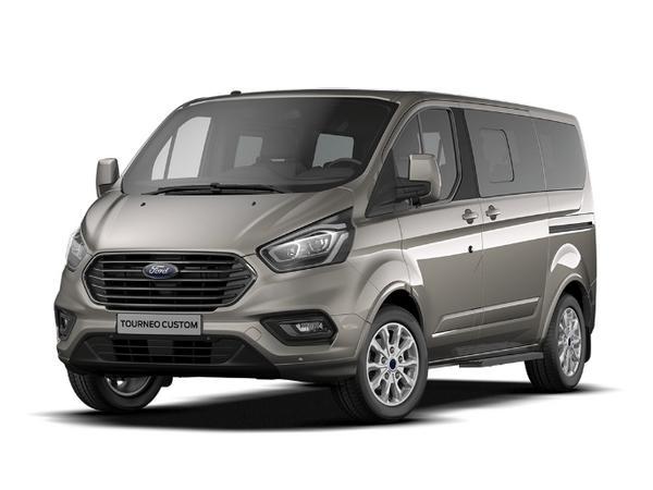 Ford Tourneo Custom - Ambiente Bestellfahrzeug, konfigurierbar