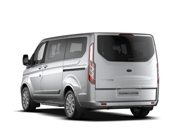 Ford Tourneo Custom L2 (2021)