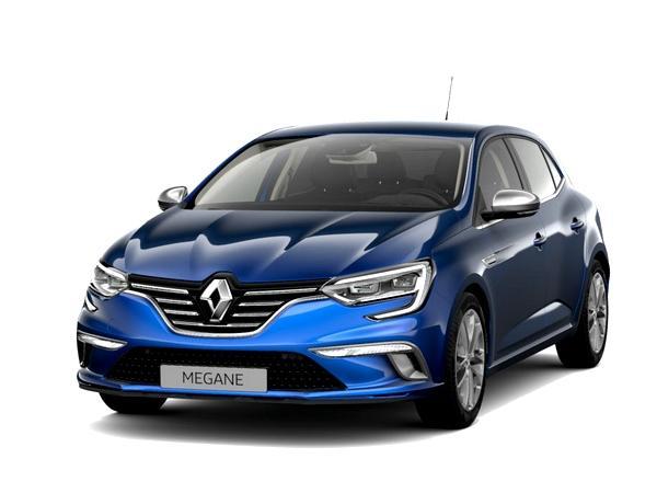 Renault Megane - GT-Line Bestellfahrzeug, konfigurierbar