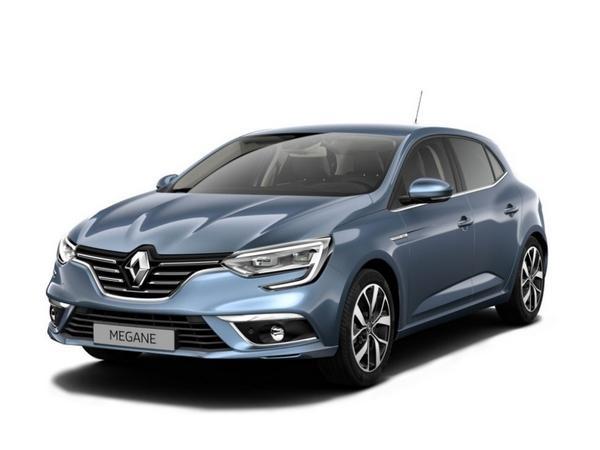 Renault Megane - Limited Bestellfahrzeug, konfigurierbar