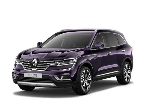 Renault Koleos - Initiale Paris Bestellfahrzeug, konfigurierbar