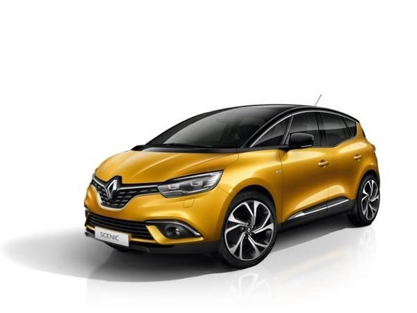 Renault Scenic - Bose Edition Bestellfahrzeug, konfigurierbar