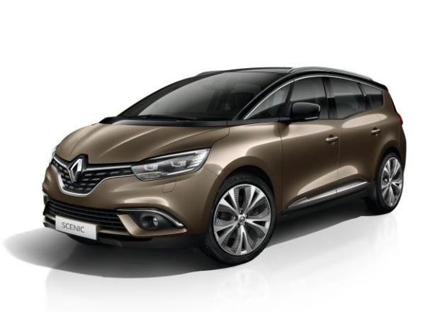 Renault Grand Scenic - Limited Bestellfahrzeug, konfigurierbar