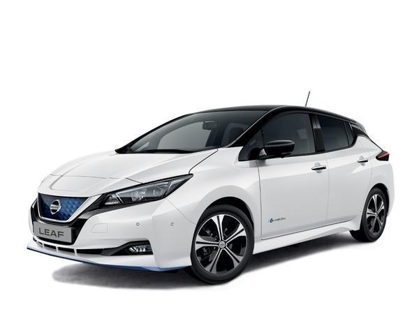 Nissan Leaf 40 kWh - Plus Bestellfahrzeug, konfigurierbar