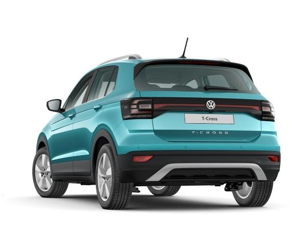 Volkswagen T-Cross (2020) Style INKL. APP CONNECT, RADIO COMPOSITION MEDIA UND ACC