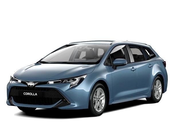 Toyota Corolla Touring Sports - Basis Bestellfahrzeug, konfigurierbar