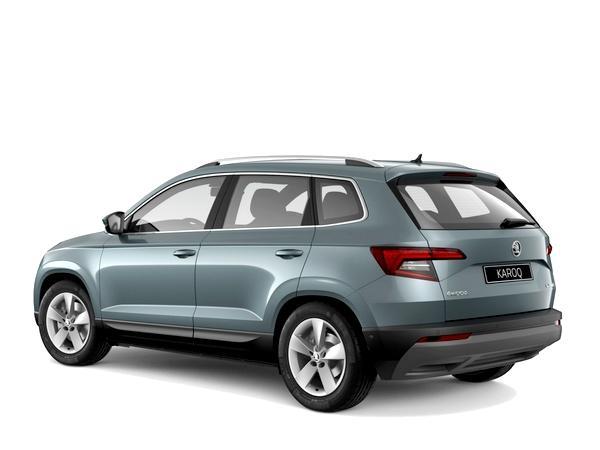 Skoda Karoq (2021) - Ambition Bestellfahrzeug, konfigurierbar
