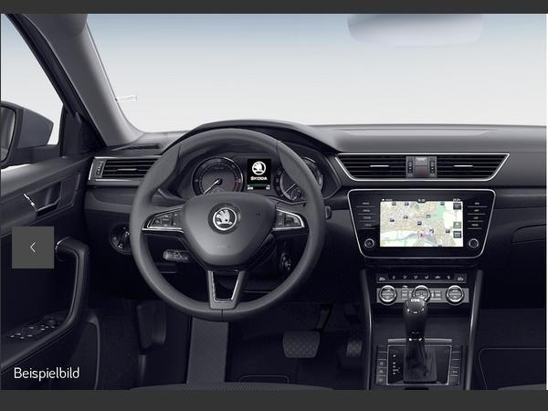 Skoda Superb Combi (2020) Ambition